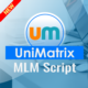 UniMatrix Membership - MLM Script - CodeCanyon Item for Sale