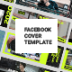 Hypego Vol2 Facebook Cover Templates - GraphicRiver Item for Sale