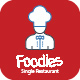 Foodies - A Single Restaurant Food ordering and delivering app V1.0.0 - CodeCanyon Item for Sale