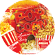 PopCorn Lovers Day Flyer - GraphicRiver Item for Sale