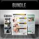 Product Promotion Flyer Bundle - GraphicRiver Item for Sale