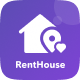 RentHouse - Simply Home Search Mobile App - ThemeForest Item for Sale