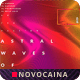 Astral Waves Party Square Flyer & Social Media Post - GraphicRiver Item for Sale