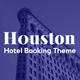Houston - WordPress Hotel Booking Theme - ThemeForest Item for Sale