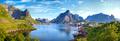 Reine Village in Lofoten Islands - PhotoDune Item for Sale