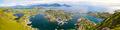 Lofoten Islands aerial panorama - PhotoDune Item for Sale