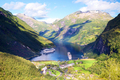 Geiranger Fjord in Norway - PhotoDune Item for Sale
