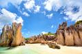 Rock's beach in Seychelles - PhotoDune Item for Sale