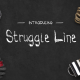 Struggle Line Adventure Font With Rough Effect - GraphicRiver Item for Sale