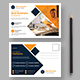Corporate Postcard Template - GraphicRiver Item for Sale