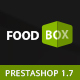 Food Box - Multipurpose Prestashop 1.7 Responsive Theme - ThemeForest Item for Sale