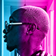 Cyberpunk Photoshop Template - GraphicRiver Item for Sale