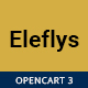 Eleflys - Mega Electronics OpenCart 3.x Responsive Theme - ThemeForest Item for Sale