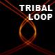 Tribal Loop BG (w/Alpha) - VideoHive Item for Sale