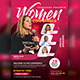 Women Conference Flyer - GraphicRiver Item for Sale