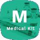 Medisale - Medical Shop Elementor Template Kit - ThemeForest Item for Sale