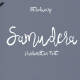 Samudera Handwritten Font With Rough Effect - GraphicRiver Item for Sale
