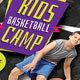 Kids Basketball Camp - GraphicRiver Item for Sale