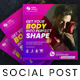 Social Media Post Template - GraphicRiver Item for Sale