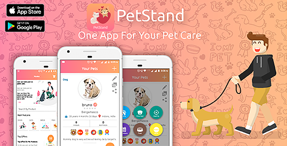 PetStand - Pet App For Pet Lovers Download
