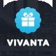 Vivanta - Portfolio Template - ThemeForest Item for Sale