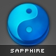 Sapphire Icon Set - GraphicRiver Item for Sale