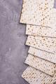 Traditional ritual Jewish bread matzah - PhotoDune Item for Sale