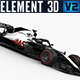 F1 Haas VF-20 2020 - 3DOcean Item for Sale