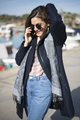 Business woman walking and talking to the phone - PhotoDune Item for Sale