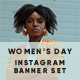 Womens Day Instagram Templates - GraphicRiver Item for Sale