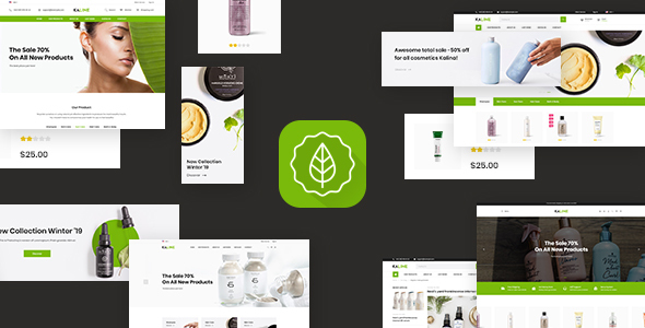 Kaline - Multipurpose Responsive Shopify Theme