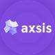 axsis – App Landing PSD Template - ThemeForest Item for Sale