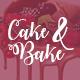 Cake & Bake - Resposive HTML5 Template - ThemeForest Item for Sale