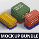 Tin Can Mockup Bundle - GraphicRiver Item for Sale