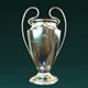 Champions League 3D Model - 3DOcean Item for Sale