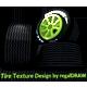 Tire Textures - 3DOcean Item for Sale