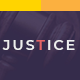 Justice – Creative Business Google Slides Template - GraphicRiver Item for Sale