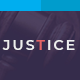 Justice – Creative Business Keynote Template - GraphicRiver Item for Sale