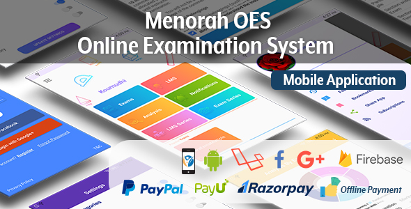 Menorah OES – Online Examination System Mobile App Download