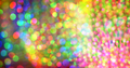 Abstract de-focus soft blinking sphere on black background. Disco ball. - PhotoDune Item for Sale