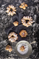 Brioches with icing sugar - PhotoDune Item for Sale