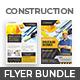 Construction Flyer Bundle - GraphicRiver Item for Sale