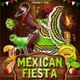 Mexican Fiesta Flyer - GraphicRiver Item for Sale