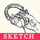Object Sketch Photoshop Action - GraphicRiver Item for Sale