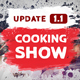 Brush Cooking Show - VideoHive Item for Sale
