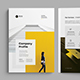 Company Profile 16 Pages - GraphicRiver Item for Sale