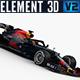 F1 RedBull RB16 2020 - 3DOcean Item for Sale