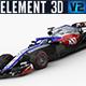 F1 Williams FW43 2020 - 3DOcean Item for Sale