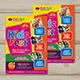 Kids Summer Camp Flyer Templates - GraphicRiver Item for Sale