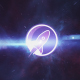 Space Vortex Logo Intro - VideoHive Item for Sale